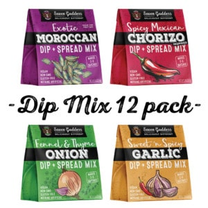 Dip Mix 12 Pack- 4 flavors picture